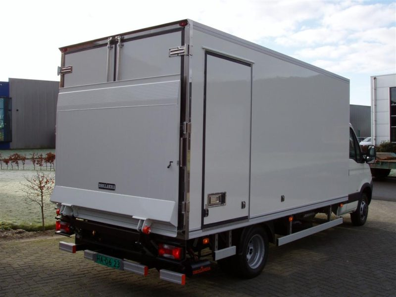 iveco daily chassis cabine thermovans. Black Bedroom Furniture Sets. Home Design Ideas